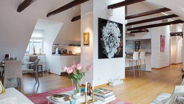 Reasons Why Should Live Attic Apartment