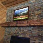 Reclaimed Antique Wood Mantel Pieces