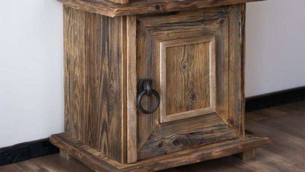 Reclaimed Wood Wine Cabinets Antiquewood