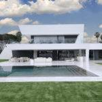 Recommended Reading Modern Villa Pool