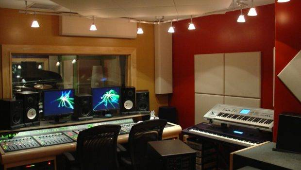 Recording Studio Furniture Custom Mixing Desks Sound