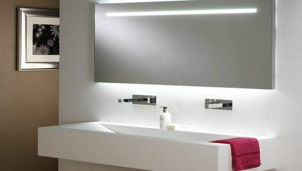 Rectangle Long Mirror Amazing Design Ideas Bathroom