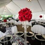 Red Black White Party Decoration Ideas Nisartmacka