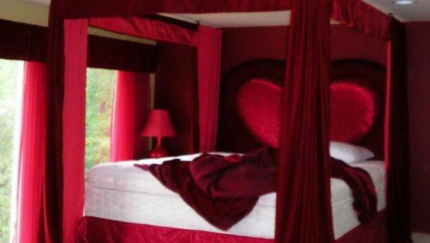 Red Color Home Different Shades Cool Bedroom