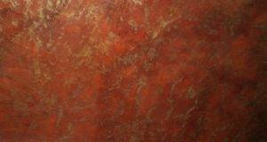 Red Orange Gold Wall Texture