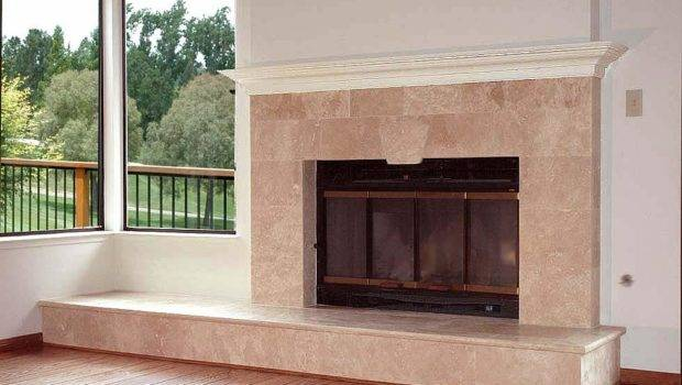 Refacing Ideas Your Fireplace Build House