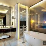 Regis Luxury Hotel Shenzhen China Deluxe Room Bathroom