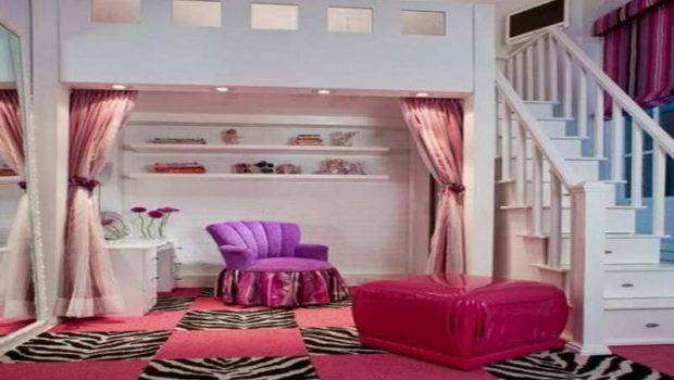 Related Awesome Teenage Girl Rooms Idea