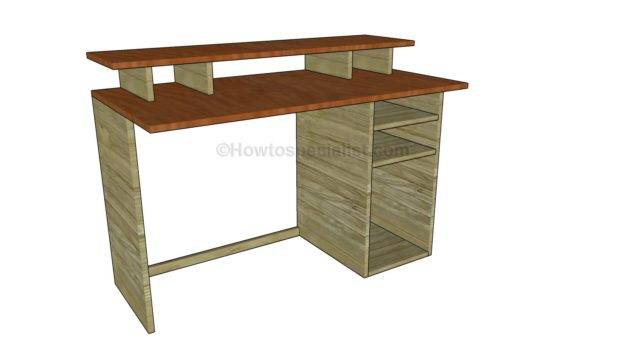 Related Build Computer Desk
