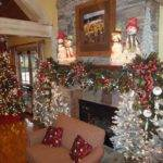 Related Christmas Mantel Decorating Ideas