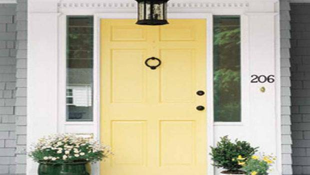 Related Create Colorful Front Doors
