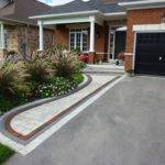 Related Front Entrance Landscape Design Ideas