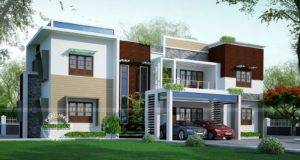 Related Modern Flat Roof House Plans Collection Dining