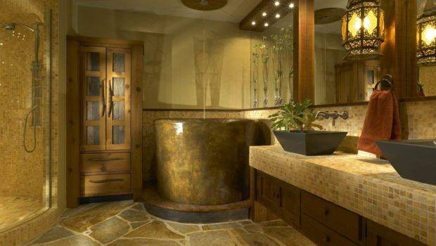 Relaxing Japanese Bathroom Design Ultimate Relaxation Bath