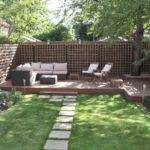 Remarkable Backyard Idea Landscaping Garden Design