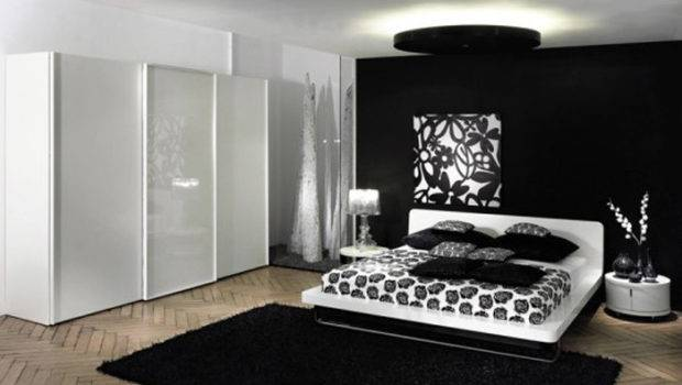 Remarkable Black White Bedroom Jpeg