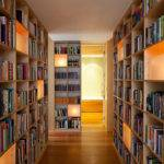 Remarkable Modern Home Library Jpeg