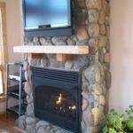 Remarkable Stone Veneer Fireplace Inspiration
