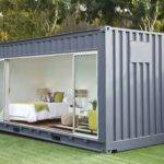 Rent Shipping Container Your Backyard Interiors Addict