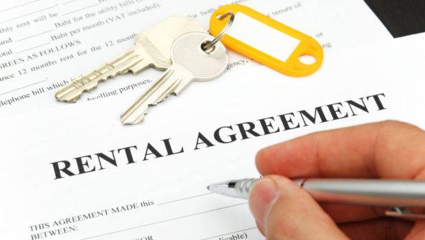 Rental Agreement Form Subletting Apartments Rent