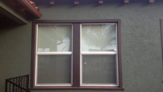 Repainting Exterior Aluminum Window Trim City Heights Chism
