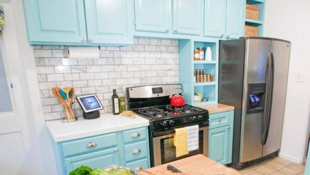 Repainting Kitchen Cabinets Options Tips Ideas