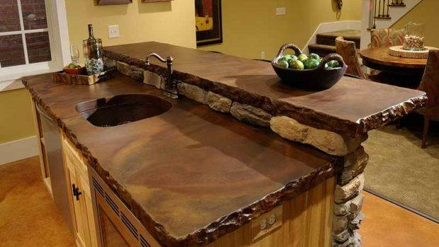 Repairs Bar Countertop Ideas Choose Right