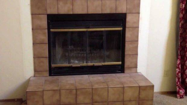 Replace Inefficient Wood Burning Fireplace Tutorial Youtube