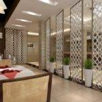 Restaurant Interior Partition Wall House