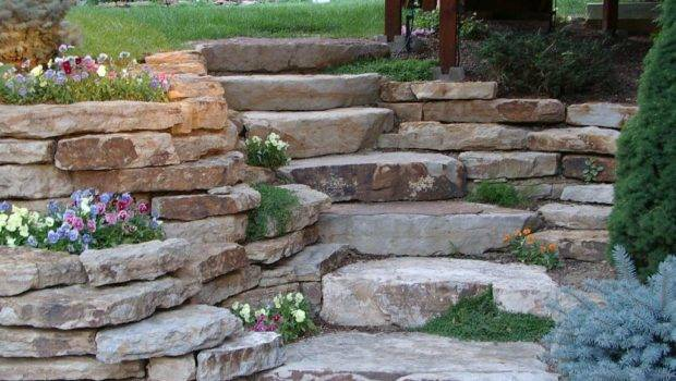Retaining Walls Personal Touch Landscaping Colorado