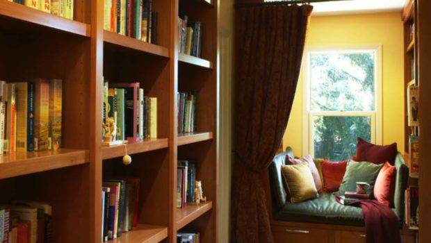 Retreat Home Library Love