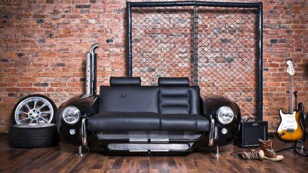 Retro Cars Inspired Furniture Digsdigs