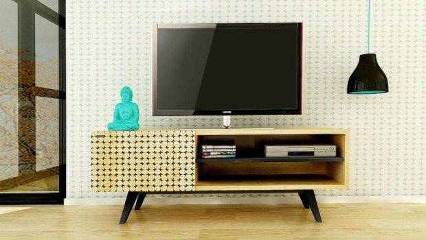 Retro Modern Stand Design Ideas Sortradecor