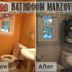 Reveal Small Bathroom Makeover Tons Ideas Inexpensive
