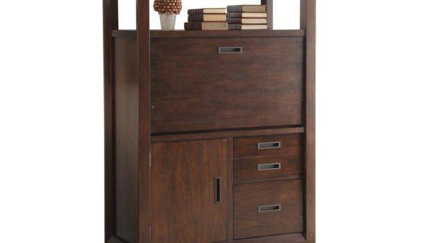 Riverside Home Office Computer Armoire Fiore Furniture Company