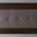 Robyn Hutchinson Interiors Wooden Framed Wall Mounted Headboard
