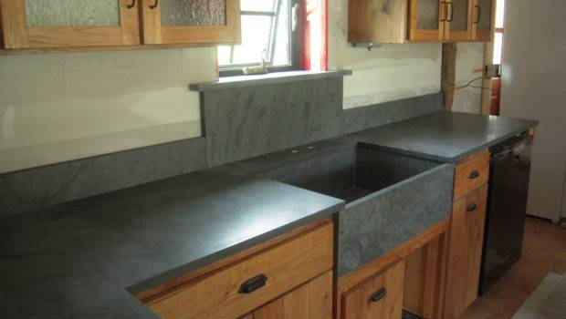 Rock Solid Granite Called Slate Ordered They Were
