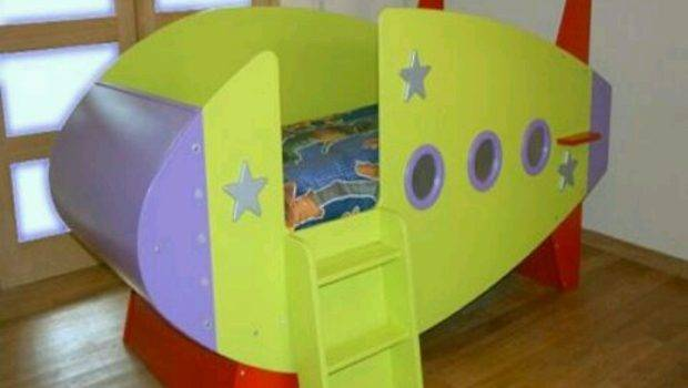 Rocket Bed Cool Rooms Pinterest