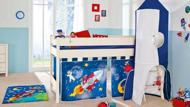 Rocket Bed Tent Own Spaceship Climb