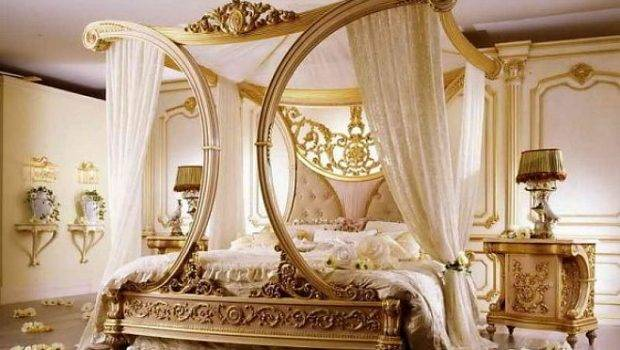 Romantic Bedroom Ideas Canopy Curtains Home Decoration