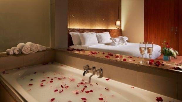 Romantic Bedroom Ideas Him Hotel Room Setup