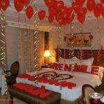 Romantic Night Ideas Him Home