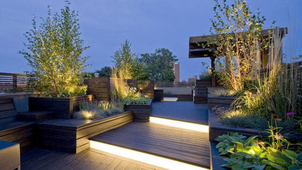 Roof Garden Design Ideas Inspirationseek