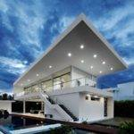 Roof Modern House Designs Flat Sinaapp