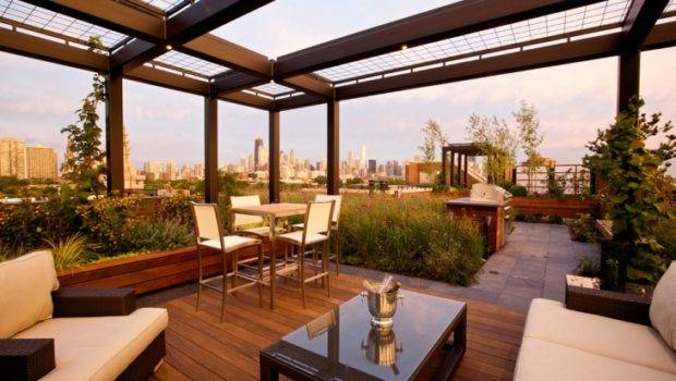 Rooftop Terrace Designs Ideas Design Trends