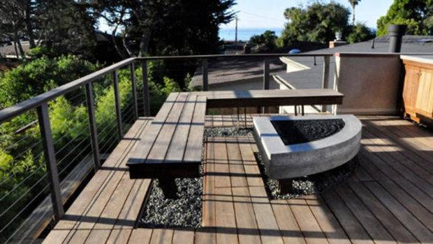 Rooftop Terrace Patio Designs One Total Inspiring