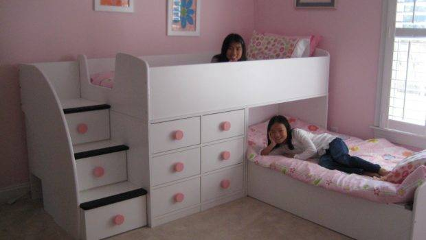 Room Already Stuffed Really Cool Bunk Bed System