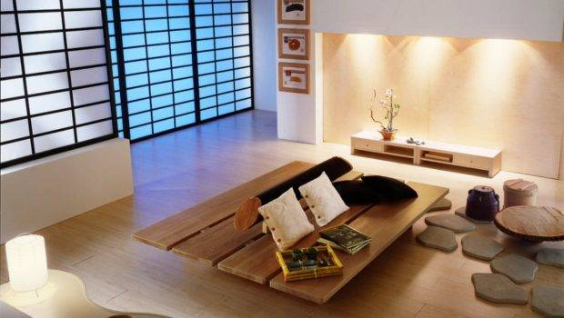 Room Awesome Eccentric Living Designs Furniture Japanese