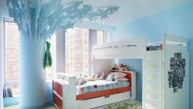 Room Design Cool Kids Rooms Ideas