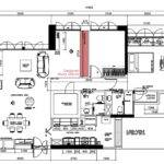 Room Flat Hdb Ghim Moh Area Designing Featured Study Display